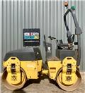 Bomag BW 135 AD, 2006, Twin drum rollers