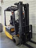 Nissan G1N1L20T, 2010, Electric Forklifts