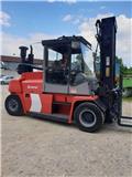 Kalmar DCE 80-9, 2010, Diesel Forklifts