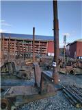 Timberjack 1210, Alte componente