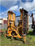Berti TSB/P500 betesputs butterfly, Pasture Mowers And Toppers