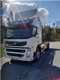 Контейнеровоз Volvo FM13, 2011 г., 779600 ч.