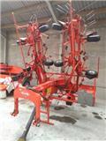 Kuhn GF 10601 T O, 2001, River og høvendere