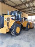 Caterpillar 962 M, 2016, Pale gommate