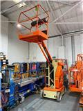JLG Toucan 10 E, 2011, Vertical mast lifts