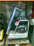 Swepac 200 kg, diesel, 2000, Πλάκες δόνησης