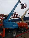 JLG 660 SJ, 2007, Telescopic boom lifts