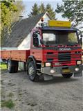 Scania P 82 M, 1985, Kamioni sa otvorenim sandukom