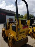 Bomag BW 100 AD M-2, 2005, Rouleaux tandem