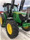 John Deere 6110 M C, 2014, Tractors