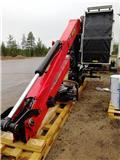 Epsilon M12L97 CAH ,hydr.esiohjaus, 2015, Timber Cranes