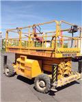 Haulotte H 15 SXL, 2005, Nůžková zvedací plošina