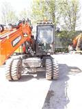 Doosan DX 160 W, 2019, Excavadoras de ruedas