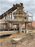 Ermac Broyeur axe vertical BM 50 N, 1998, Mills / Grinding machines