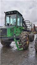 John Deere 1010 D, 2006, Forwarder