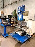 Lagun FTV-3 CNC Milling machine, Otros equipamientos de construcción