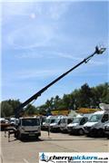 Nissan Cabstar Ascendant 18-13 Access Platform, 2012, Truck Mounted Aerial Platforms