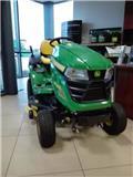 John Deere X 350 R, Tractores corta-césped