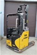 Yale MR14H, 2009, Reach trucks
