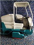 Tennant 7300, Combination sweeper scrubbers