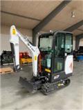 Bobcat E 17, 2020, Mini excavators < 7t (Mini diggers)