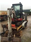 Takeuchi TB23R, 2010, Mini excavators < 7t (Mini diggers)