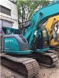 Kobelco SK 135 SR, 2011, Mini excavators < 7t (Mini diggers)