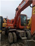 Doosan DH 140, 2011, Wheeled excavators