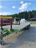 Richard Western Balvagn 9,7 m, 16 ton, 2012, Plateau à paille