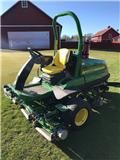 John Deere 8000, 2017, Fairway klippere