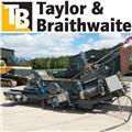 Rubble Master MS95 SCREEN DECK & VARIABLE SPEED CONTROL RE-FEED, 2019, Trituradoras