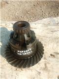 JCB TM 270, Aksler