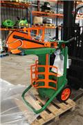 Posch 8 Tonne Petrol log splitter, 2018, Wood splitters and cutters