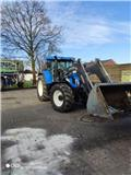 New Holland T 7540, 2008, Tractors