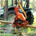 Biojack 300, 2018, Medžių kirtimo mašinų darbinės galvos