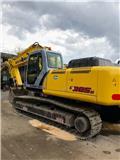 New Holland E 385 B, 2009, Excavadoras sobre orugas