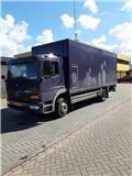 Mercedes-Benz Atego 1218, 2001, Box trucks