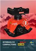 Exero Compactorplate Oilquick/EC-oil Exero EX41 OQ, 2021, Sukimo įrenginiai