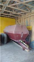 Palmu 10m3, Slurry Tankers