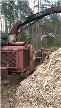 Morbark 2400XL, 2004, Estilhaçadoras florestais