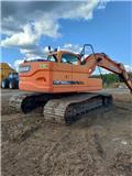 Doosan DX 160 LC, 2010, Crawler Excavators