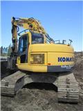 Komatsu PC228USLC-8, 2012, Crawler Excavators