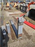 [] MSI LEPEL P292 LEPEL FORK UNUSED, 2014, Компоненты строительной техники