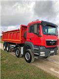 MAN 41.440, 2009, Tipper trucks