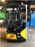 Yale MR25, 2012, Reach truck