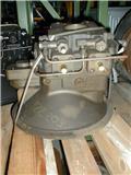 Rexroth A8VO80 LR3CH, Hydraulik
