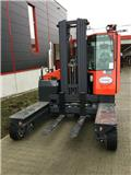 Combilift C 5000, 2017, 4 -way reach trak