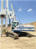 Soilmec R516, 2001, Perforadora de superficie