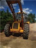 JCB 4 CX, 1993, Retrocargadoras