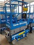 Genie GS 1330، 2021، رافعات مقصية الشكل